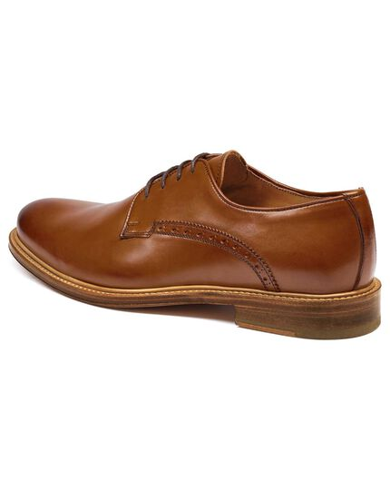 Brown Lambourne Derby shoes