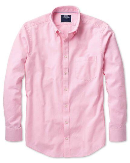 Slim Fit Oxfordhemd in hellPink