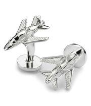Plane cufflinks