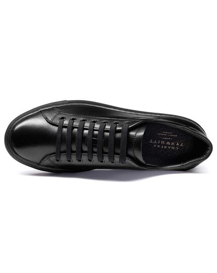 Black Tutwell trainers