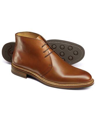 Pendrift Chukka Boots in Braun