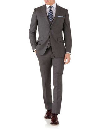 Suits in Black, Blue, Grey and more | Charles Tyrwhitt