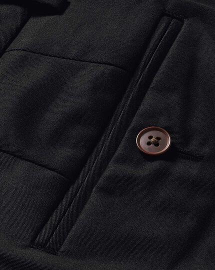 Pantalon chino charcoal en tissu stretch extra slim fit