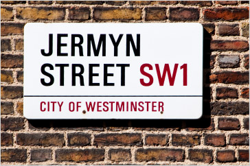 Jermyn Street sign