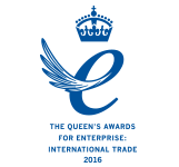 Queens Award for Enterprise 2016