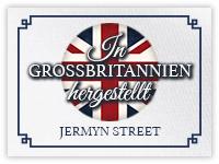In Großbritannien, Jermyn Street, hergestellt