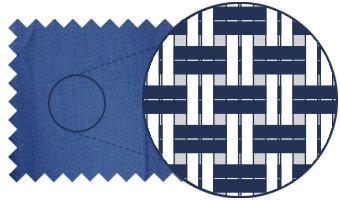 Panama-Gewebe