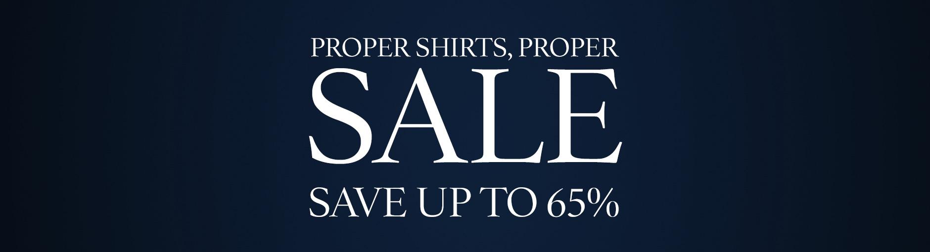 Charles Tyrwhitt Menswear Sale