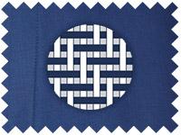 Basket weave shirt weave