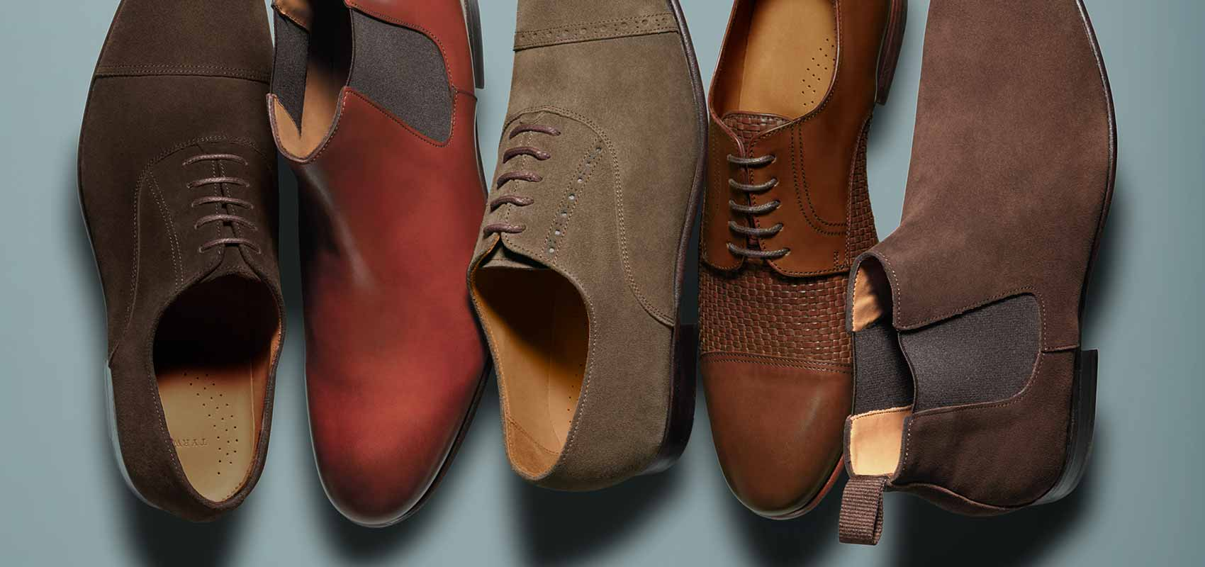 Charles Tyrwhitt business-casual shoes