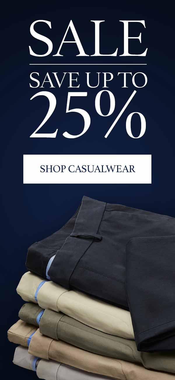 Sale casualwear