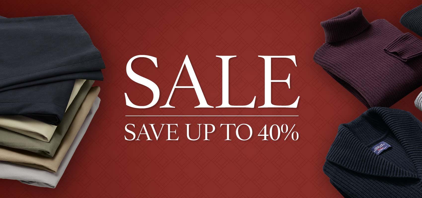 Charles Tyrwhitt casualwear sale