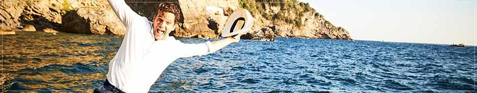 Charles Tyrwhitt Urlaubs-Siegertypen