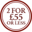 2for£55-BeltsRoundel