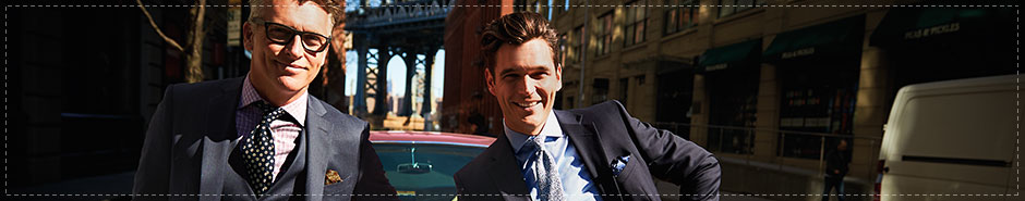 Charles Tyrwhitt Indigo Collection