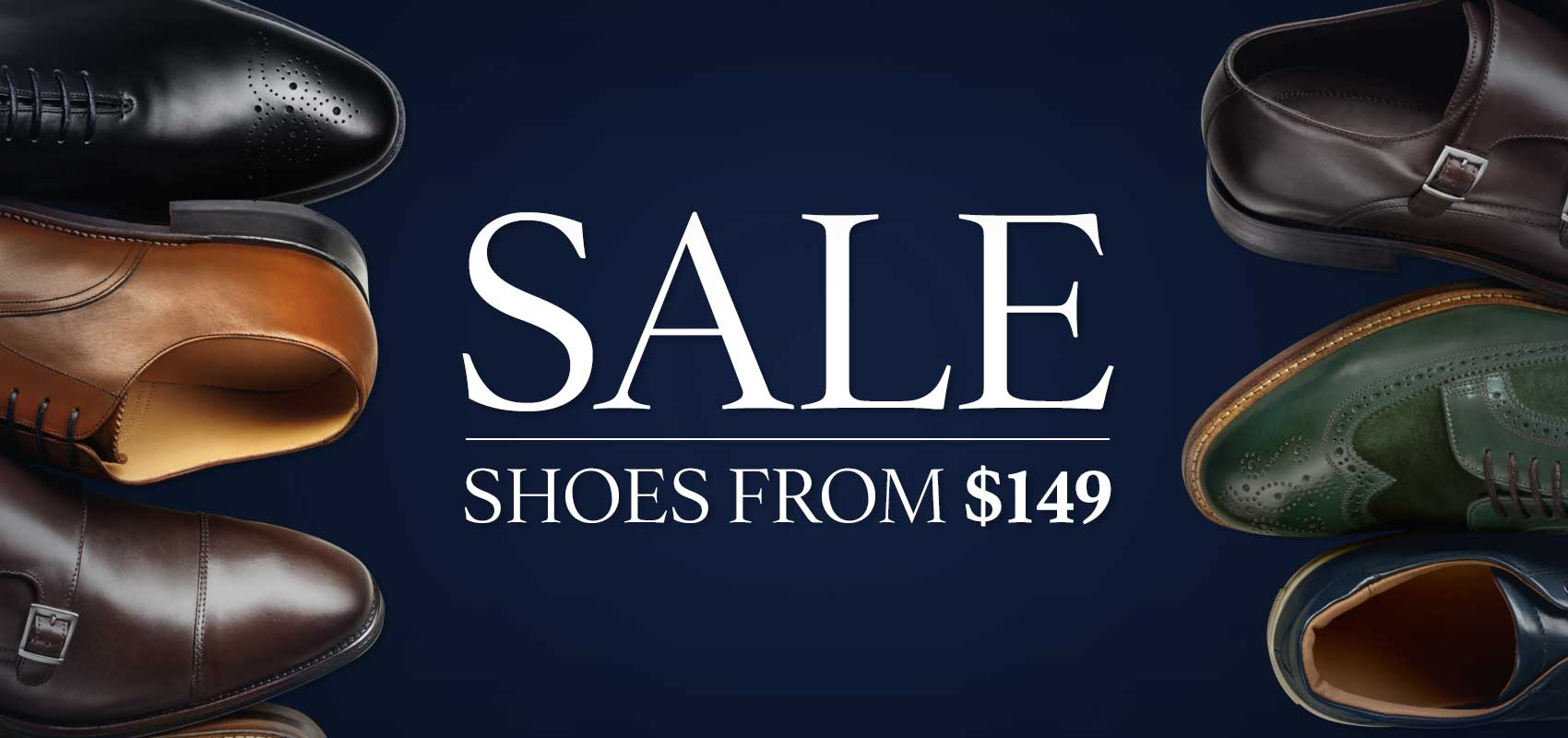 Charles Tyrwhitt Shoe Sale from $149