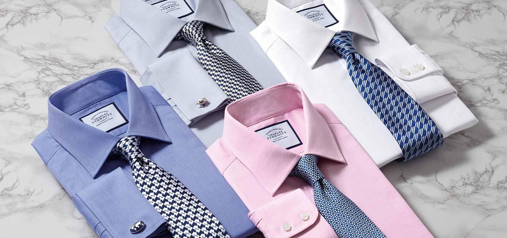 Charles Tyrwhitt men's chemises