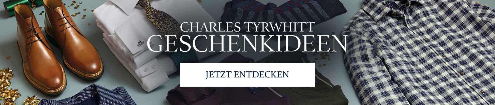 Charles Tyrwhitt geschenkideen