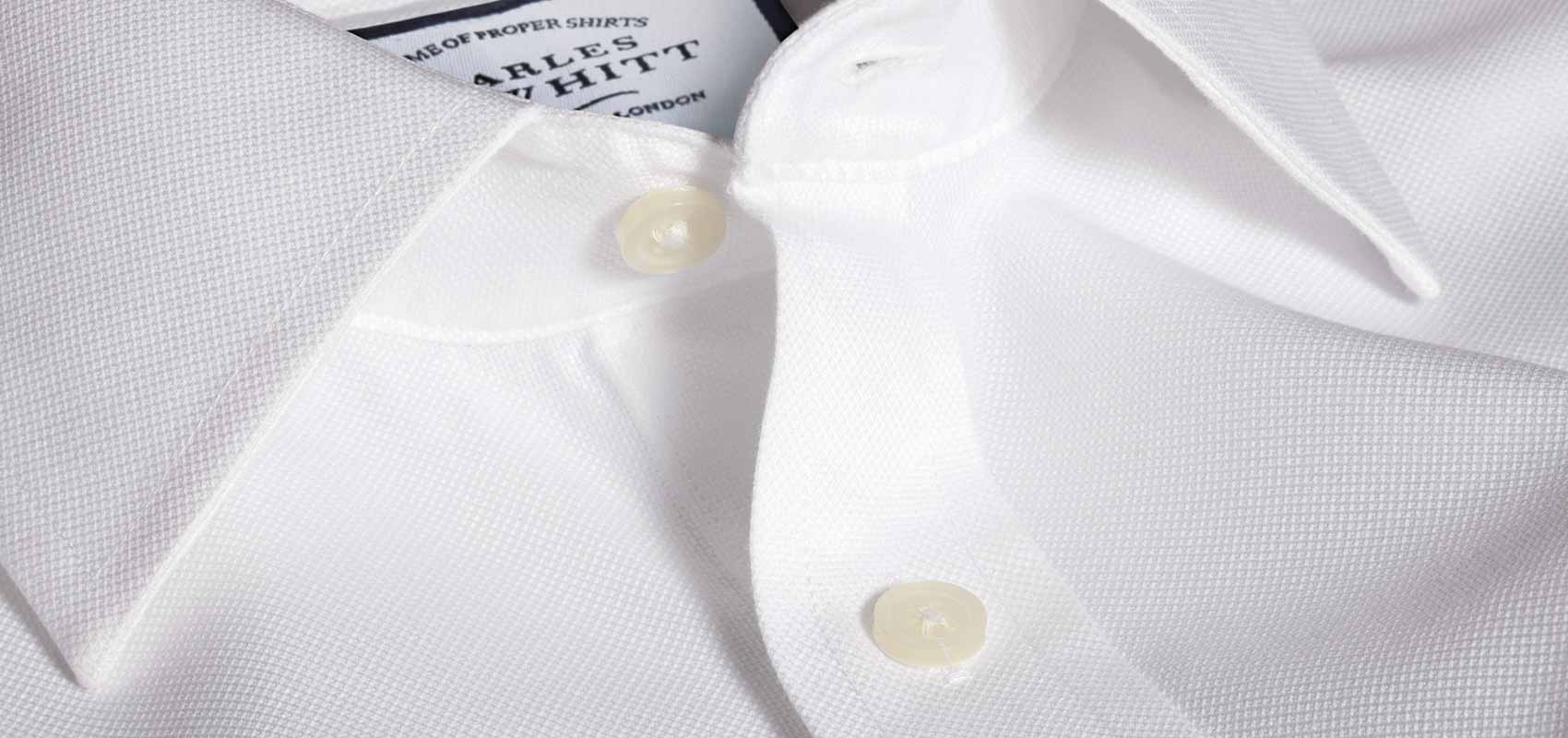 Charles Tyrwhitt Collection chemises blanches