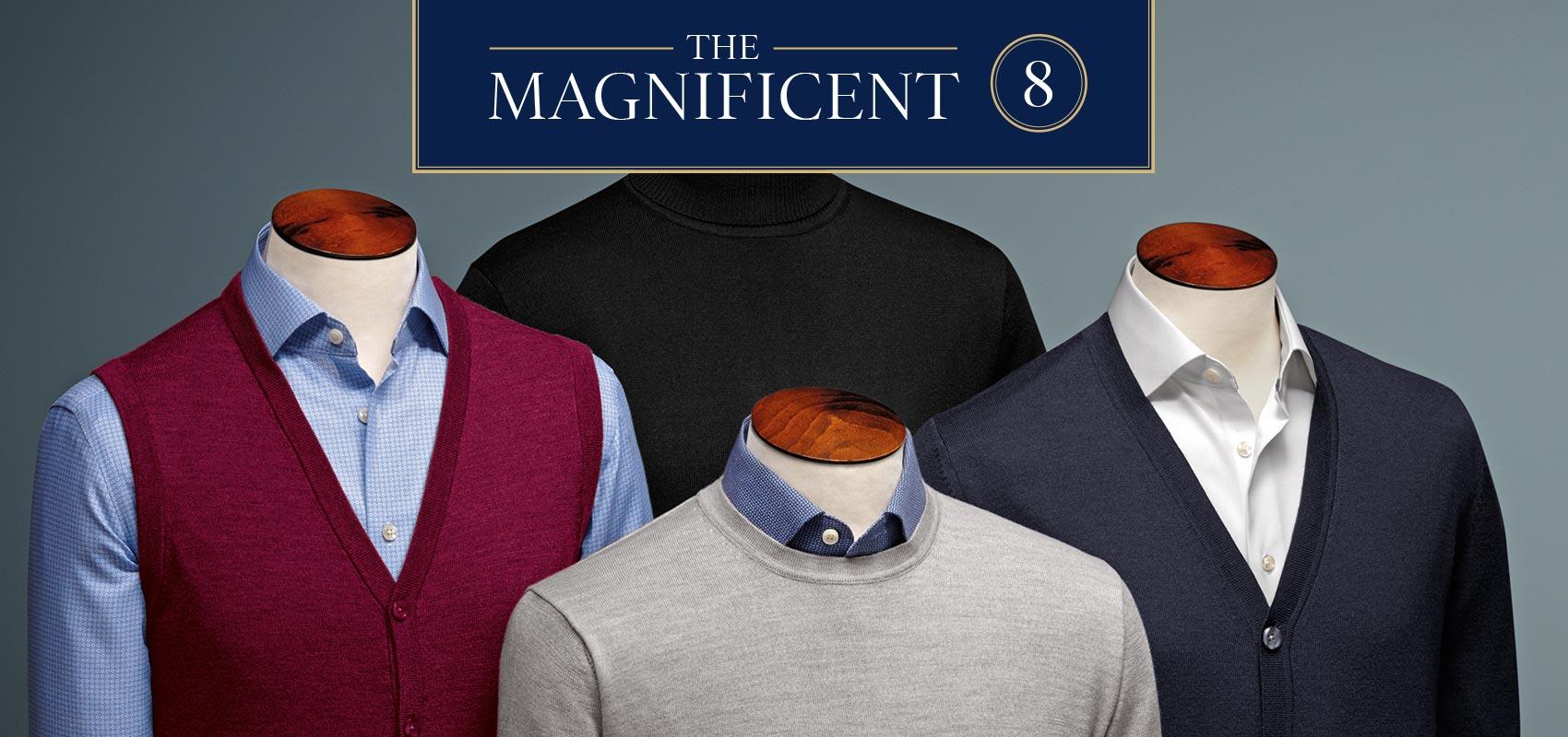 Charles Tyrwhitt men's casual clothing