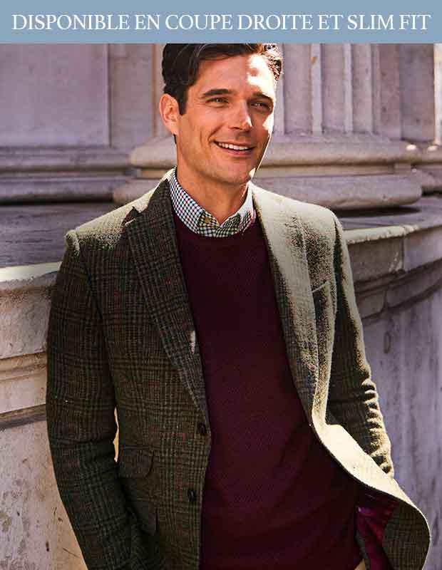 Vestes en tweed