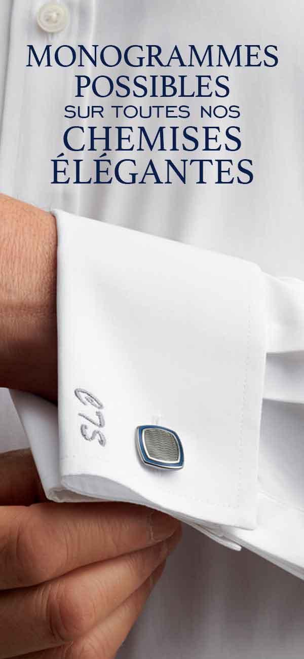 Charles Tyrwhitt shirt monogramming
