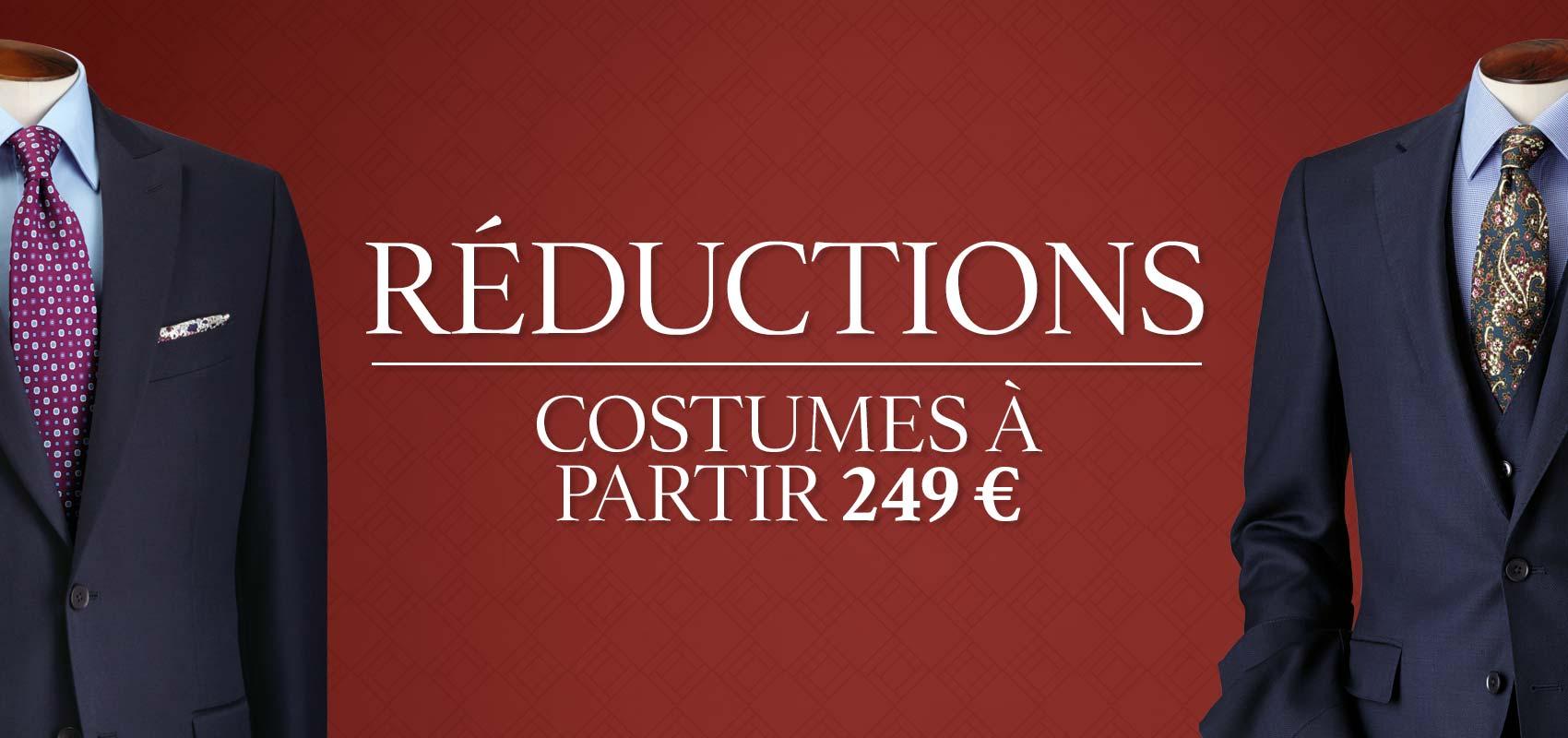 Charles Tyrwhitt costumes en tissu œil-de-perdrix