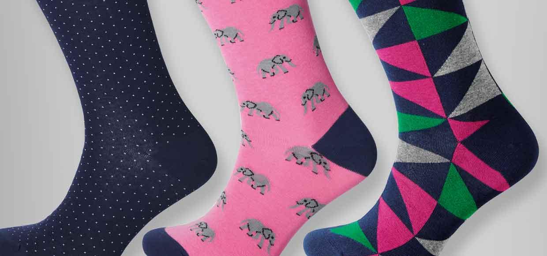 Remise pour plusieurs chaussettes achetées