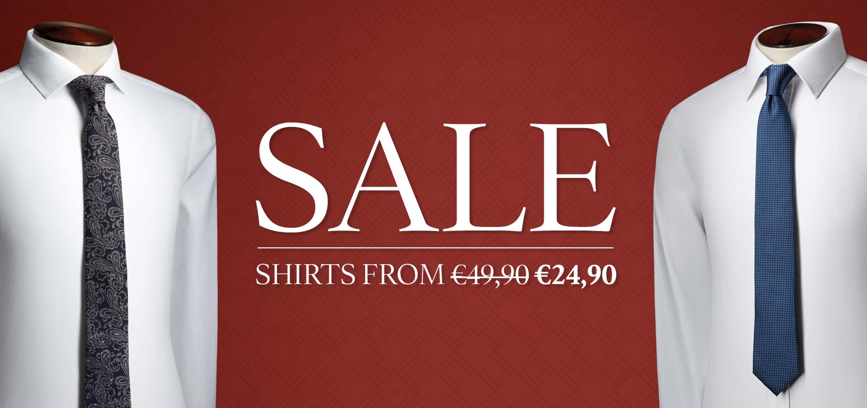 Charles Tyrwhitt men's sale shirts
