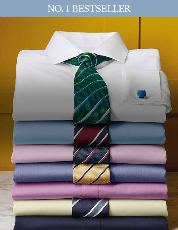 No 1 bestseller. Non-iron twill shirts. Shop now.