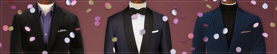Charles Tyrwhitt Essential Party Pieces