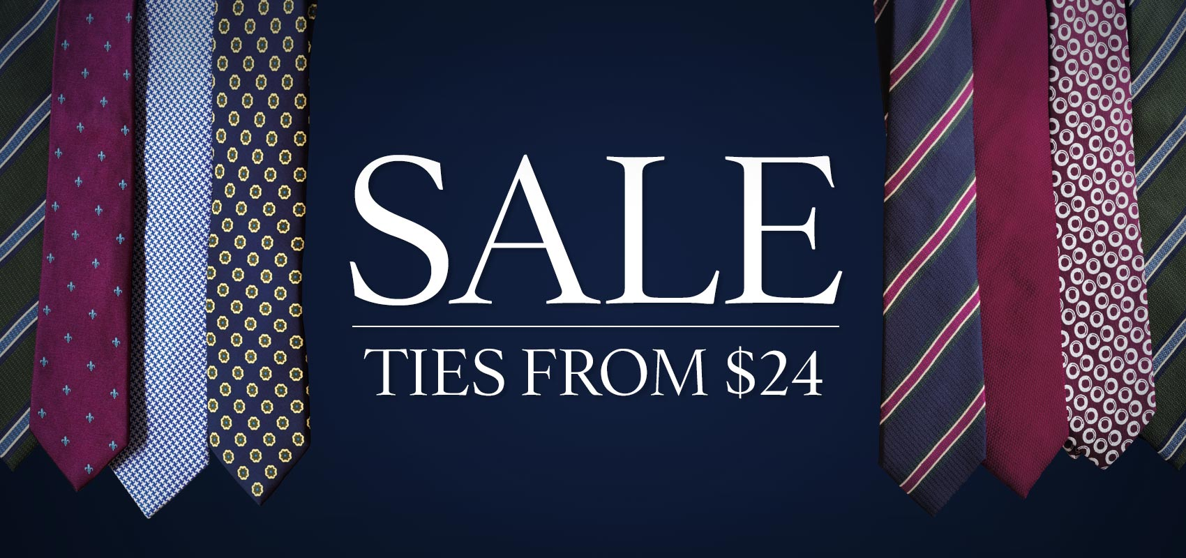 Charles Tyrwhitt Sale Ties from $24