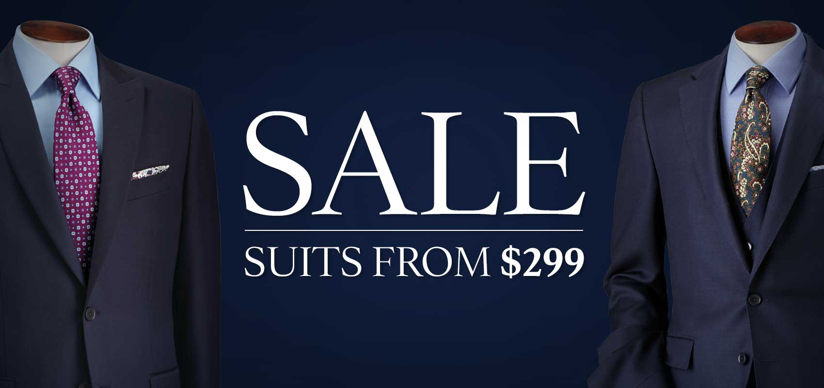 Charles Tyrwhitt Sale Suits from $299
