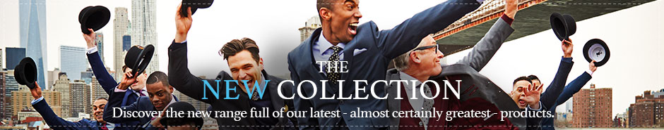 Charles Tyrwhitt New Collection