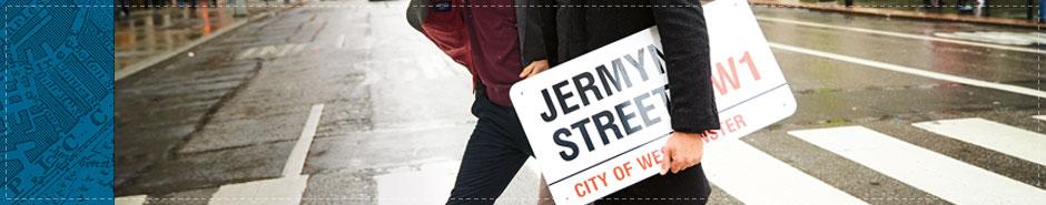 Charles Tyrwhitt Jermyn Street Style