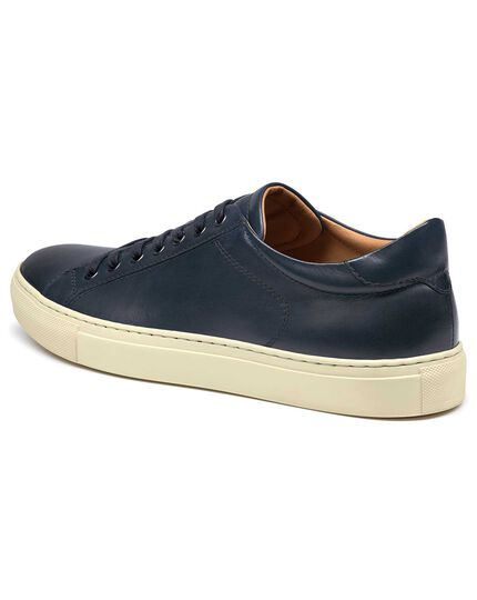 Navy Tutwell plain trainer