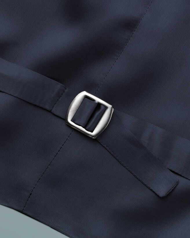 Blue Panama classic fit British suit