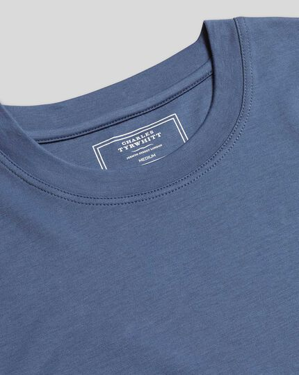 Tyrwhitt T-Shirt aus Baumwolle - Blau