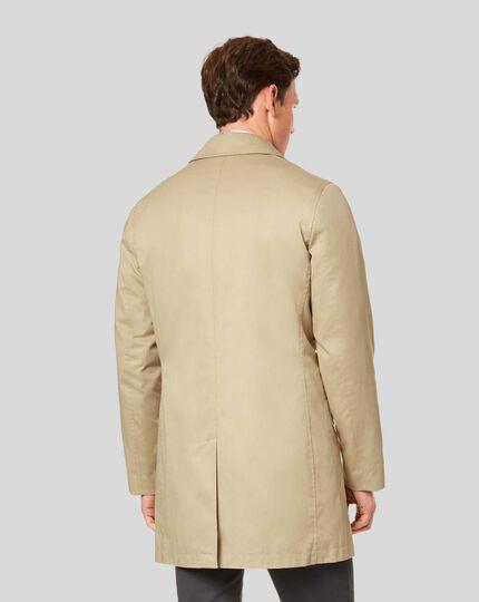 Italian Raincoat - Stone