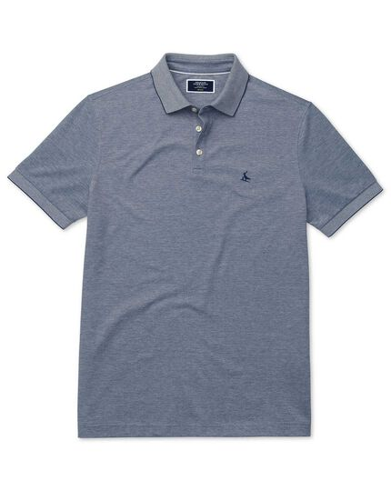 Blue Oxford Lapwing polo