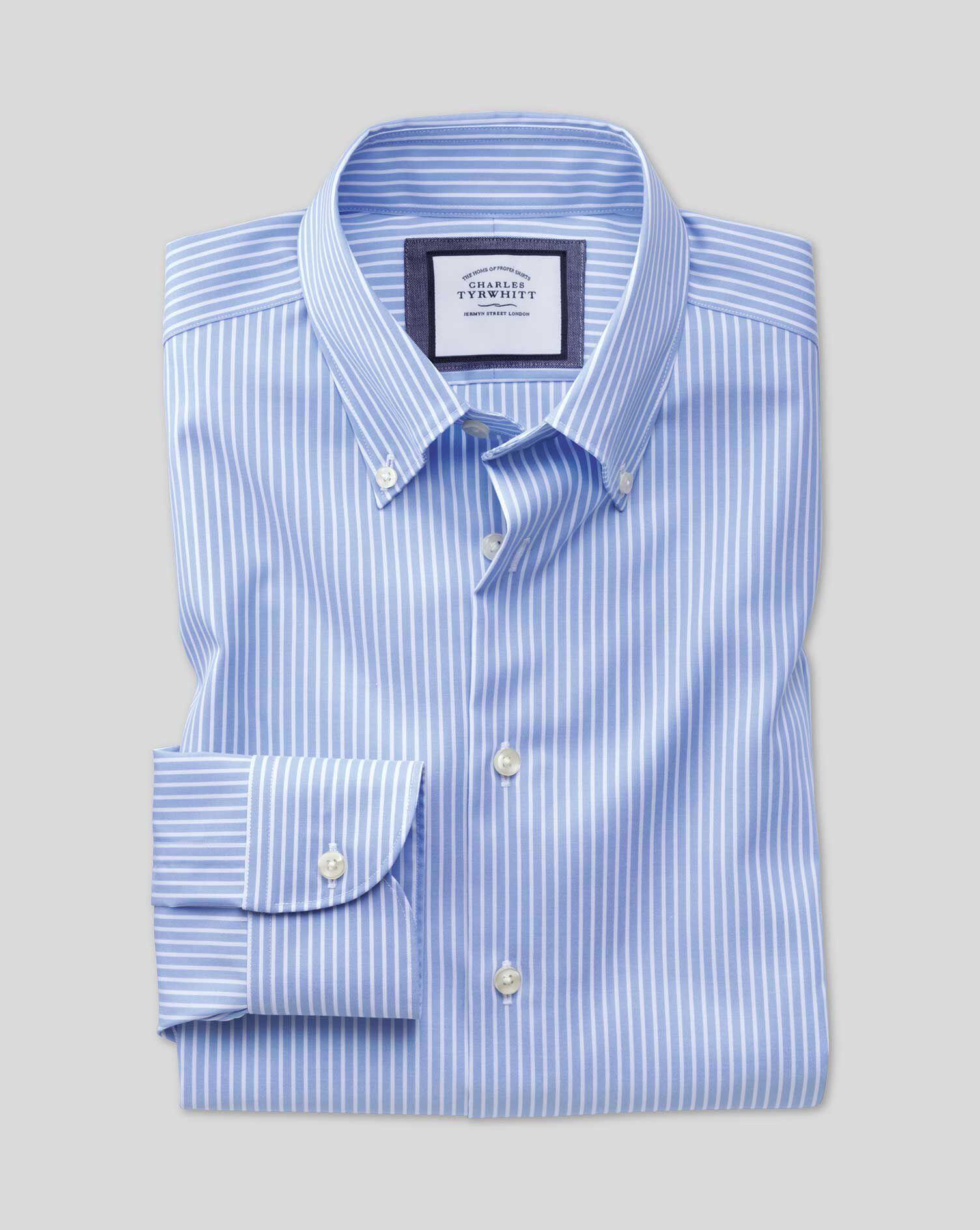 Chemises bleu foncé Charles Tyrwhitt Taille 44 | Zalando
