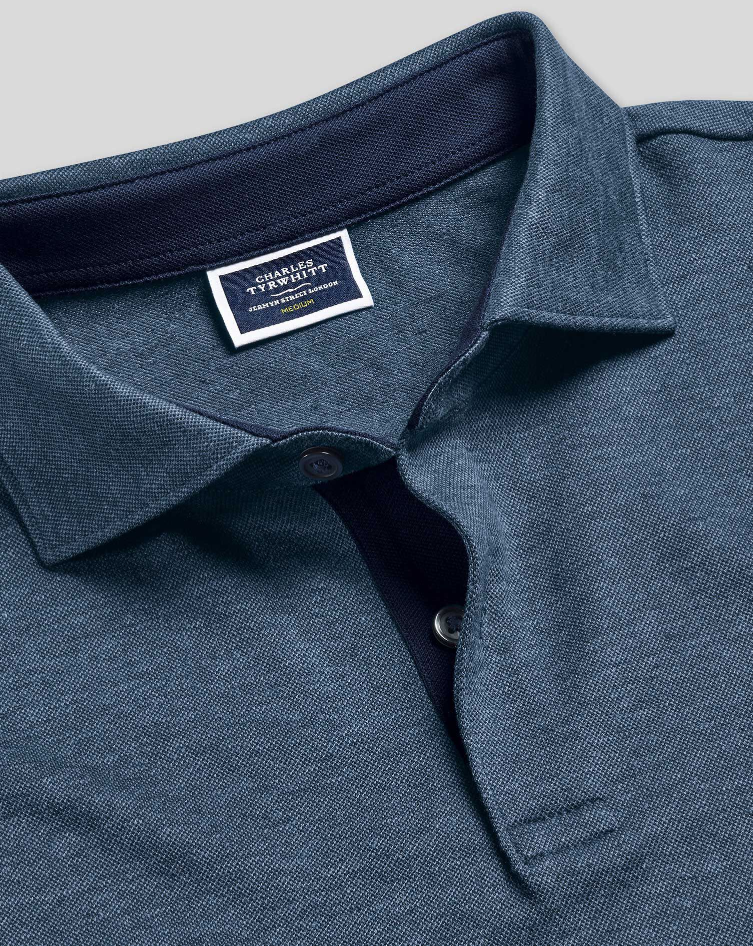 Men's Polos & t-shirts | Charles Tyrwhitt