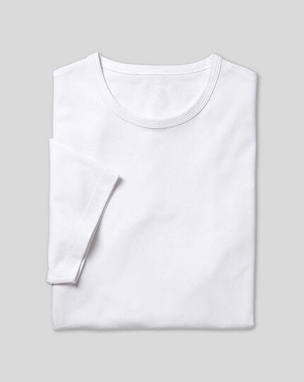 Smart Jersey Tyrwhitt T-shirt - White
