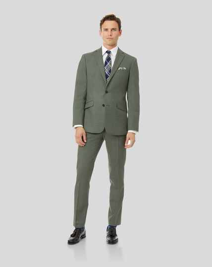 Merino Suit - Green