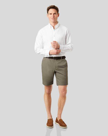 Chino Shorts - Green