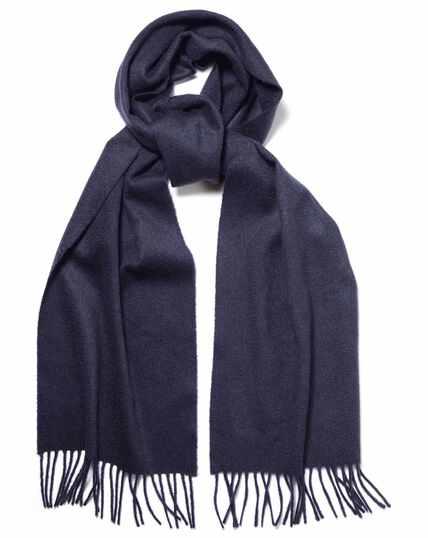 cdda8df2600c Écharpes en laine et soie de luxe pour homme   Charles Tyrwhitt
