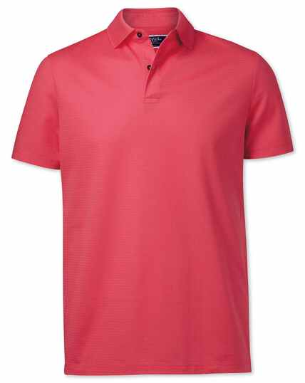 Polo aircool corail