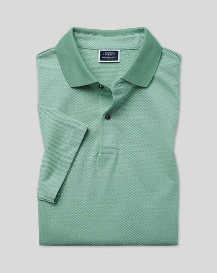 Tyrwhitt Cool Polo - Green