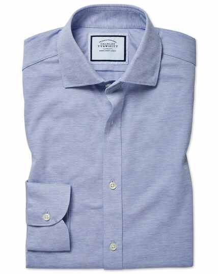 Travel Shirt - Blue