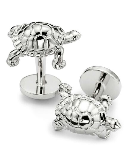Tortoise cufflinks